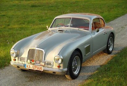 Aston Martin DB2 1951