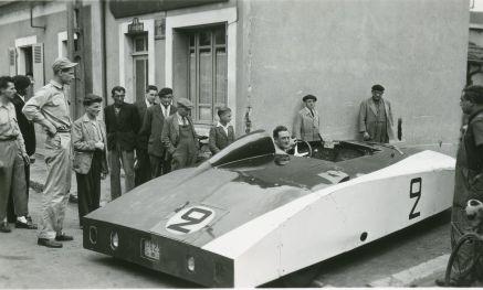Cunningham racer