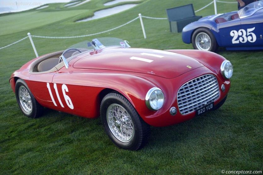 Ferrari-166MM 1950