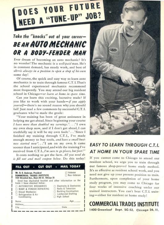 T McCahill on Sports Cars add 01