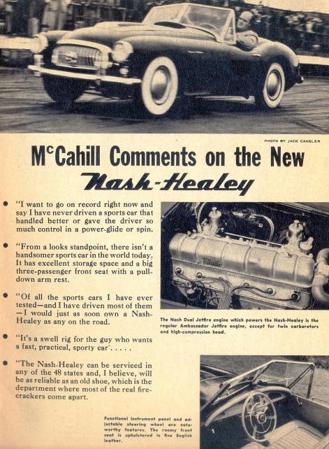 T McCahill on Sports Cars add 02