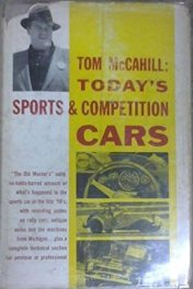 Today's Sports and Competition cars