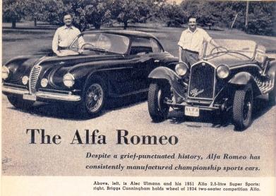 Top 10 Alfa Romeo 01