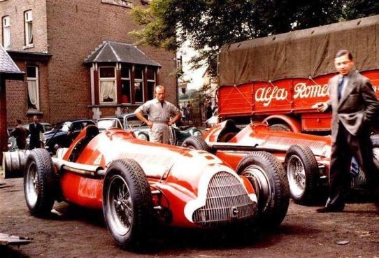 Top 10 Alfa Romeo 11
