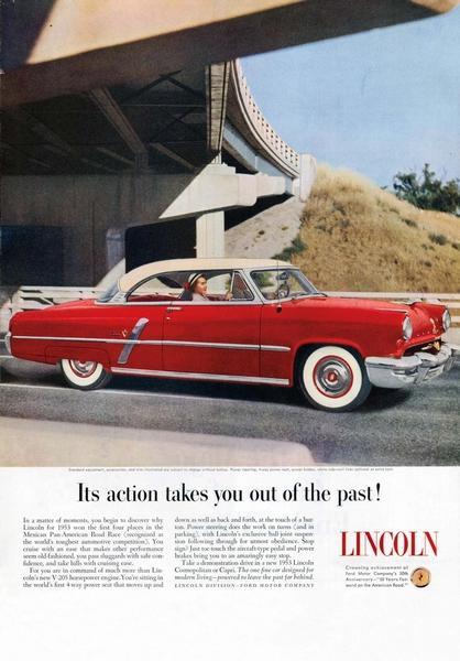 Lincoln 53