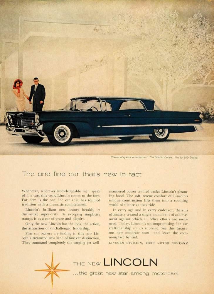 Lincoln 57